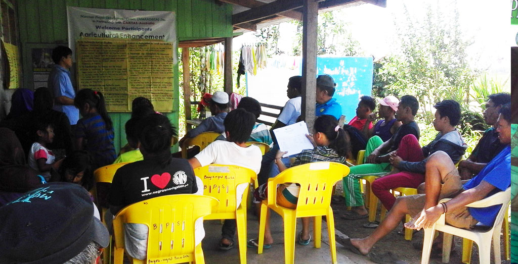 Lanao del Sur farmers train on new rice and corn farm tech