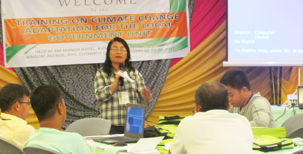 MARADECA Organizes Training on Climate Change Adaptation with DAR-IARCDSP