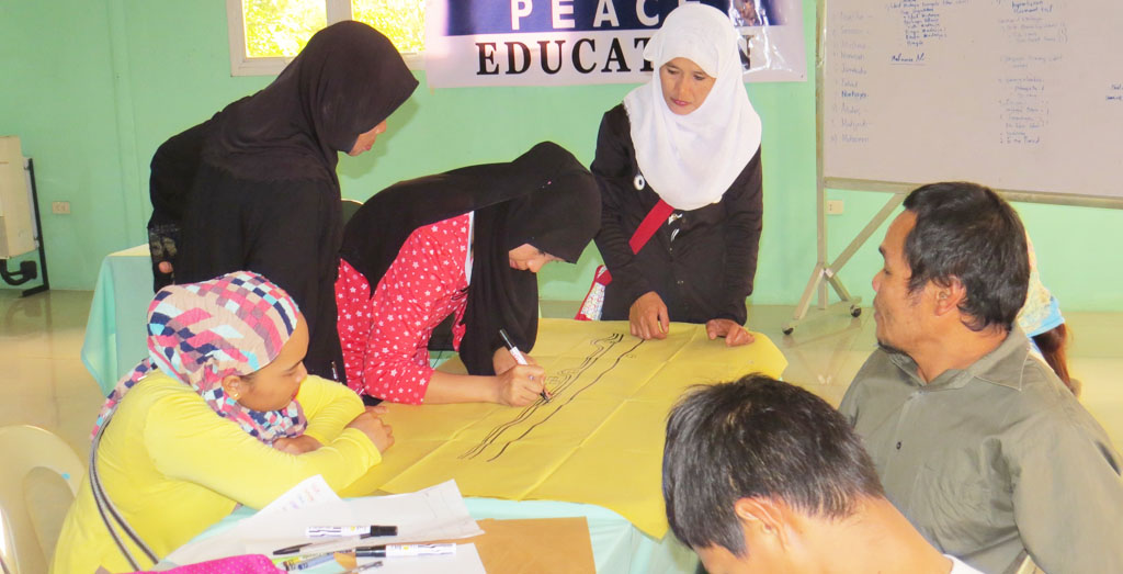 Peace Education brings out experience sharing among participants