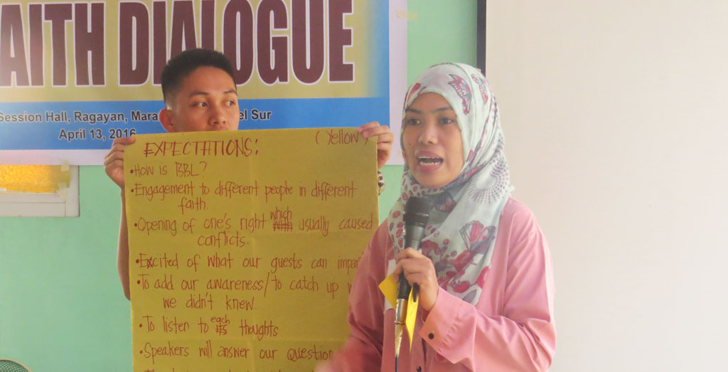 Biases, prejudices noted in Interfaith Dialogue in Marawi City